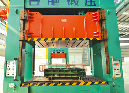 Stamping Process Line