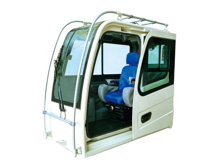吊车驾驶室通风系统的两种形式有哪些呢?