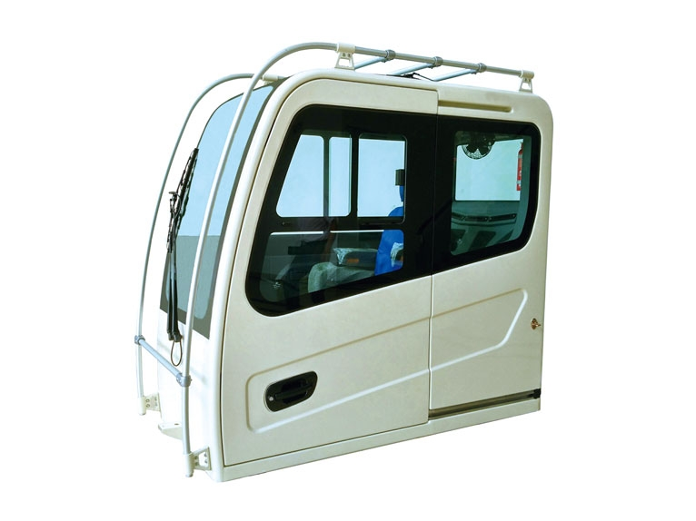 吊车驾驶室厂家讲述车门的重要性,如何进行清除异味?