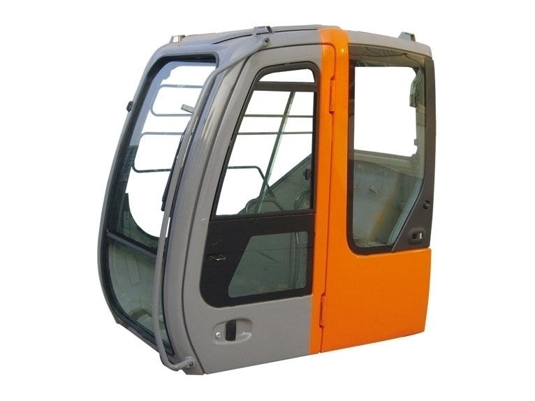 关于工程机械驾驶室的整车舒适性从何而来?