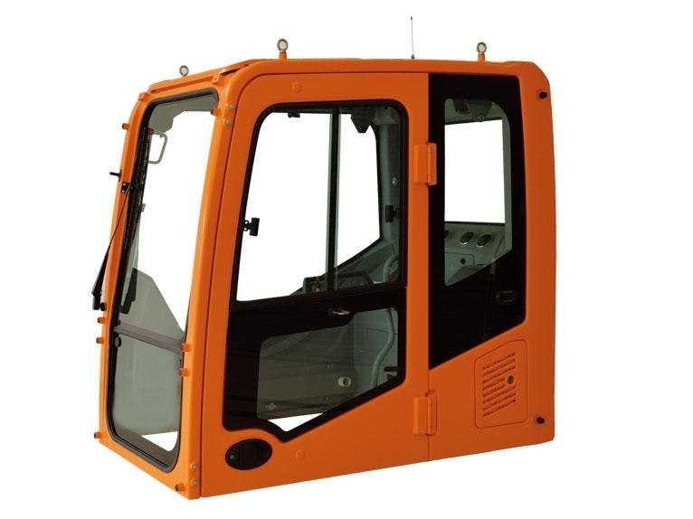 平地机驾驶室都采用哪种风格设计