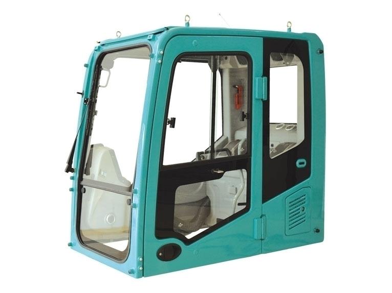 工程机械驾驶室是整机的重要组成部分