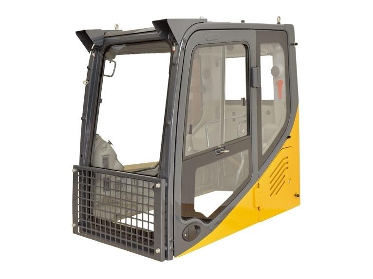 工程机械挖掘机配件的散热及保养工作的注意事项