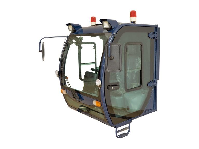 环卫车驾驶室BY-HW-1