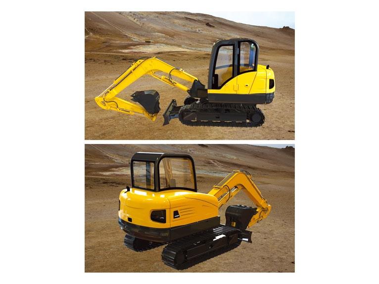 小型挖掘机D1-9